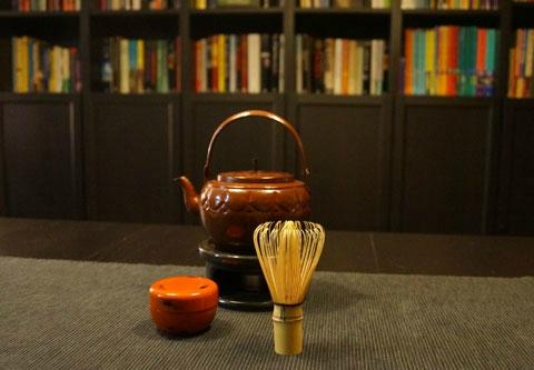 Tea Ceremony & Incense Tranquility Tokyo