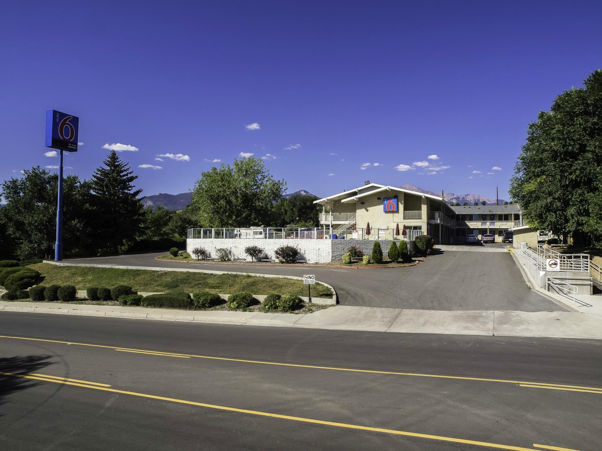 Motel 6 Colorado Springs