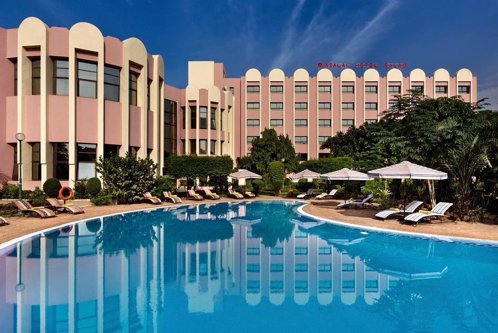 アザライ ホテル サラム