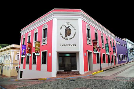 ‪Museum of the History of San German‬