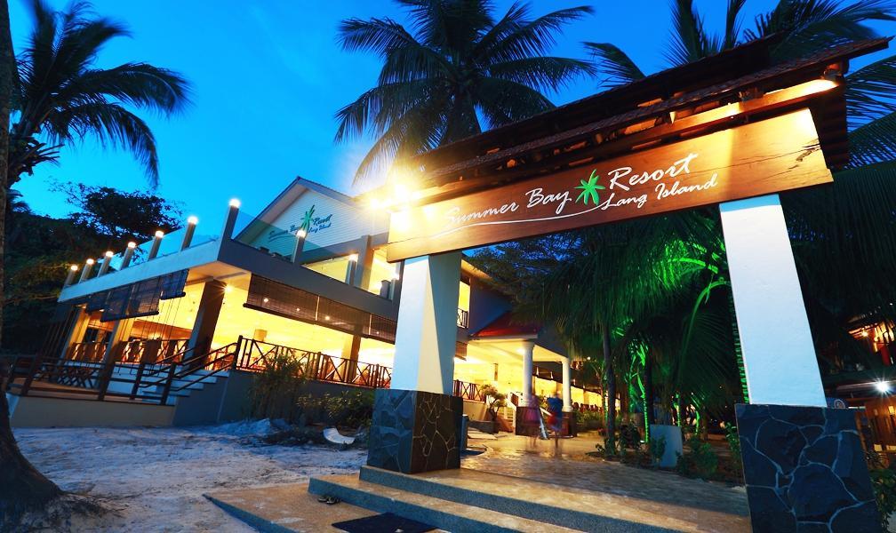 Summer Bay Resort Lang Tengah Island