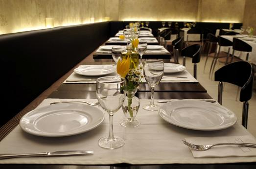 Restaurante Rast Madrid