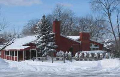 Black River Barn