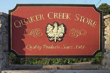 Quaker Creek Store