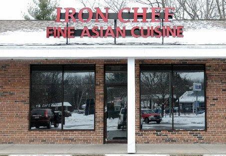 Iron Chef Asian Cuisine