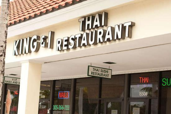 The KIng and I Thai Restaurant