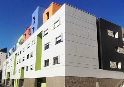 Appart'hôtel Odalys Les Jardins des Lettres