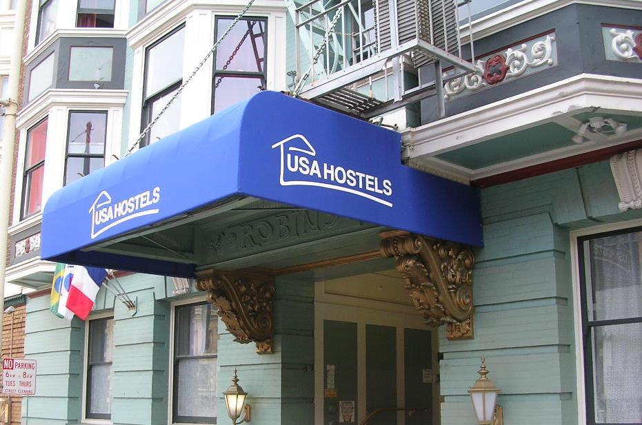 USA Hostels San Francisco