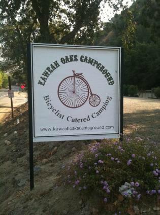 Kaweah Oaks Campground