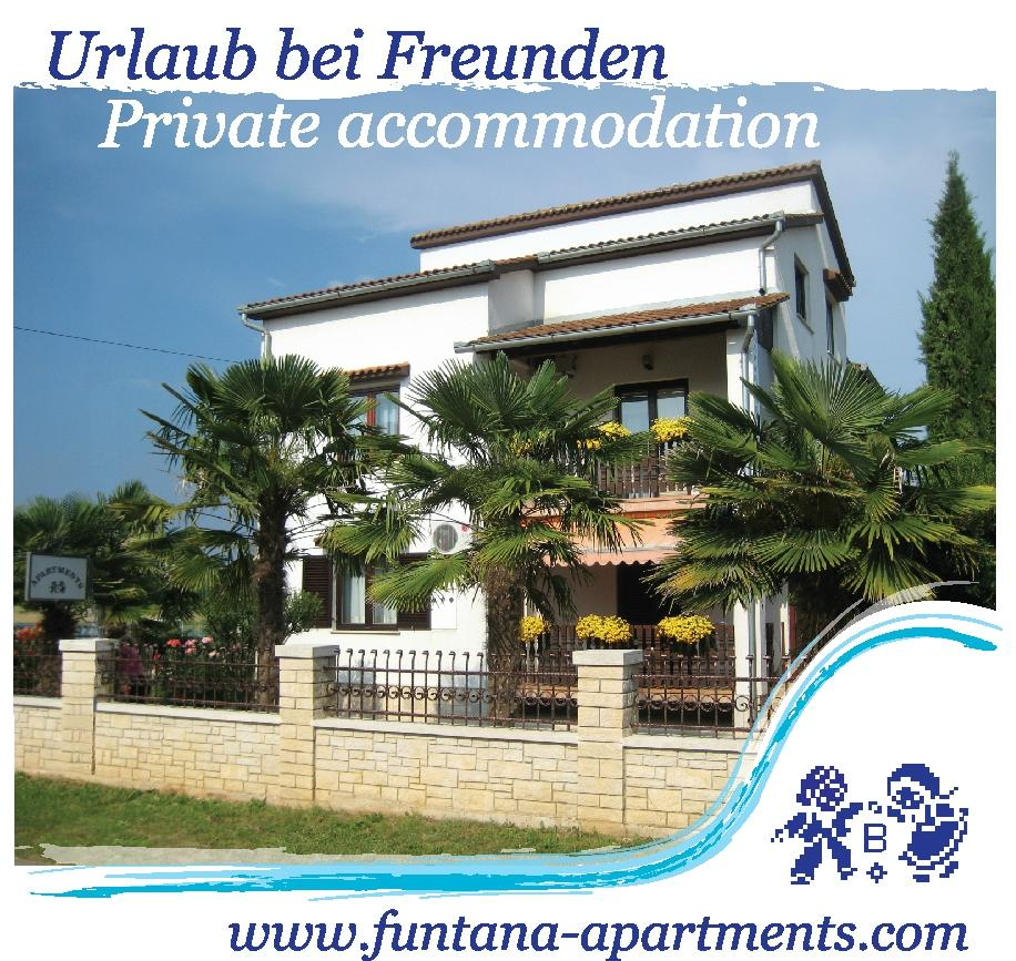 Funtana Apartments