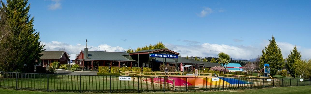 Te Anau Kiwi Holiday Park