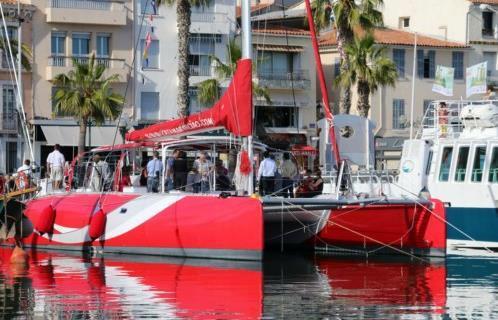 Catamaran Ciao