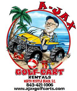 ‪A-JAX Golf Cart Rentals‬