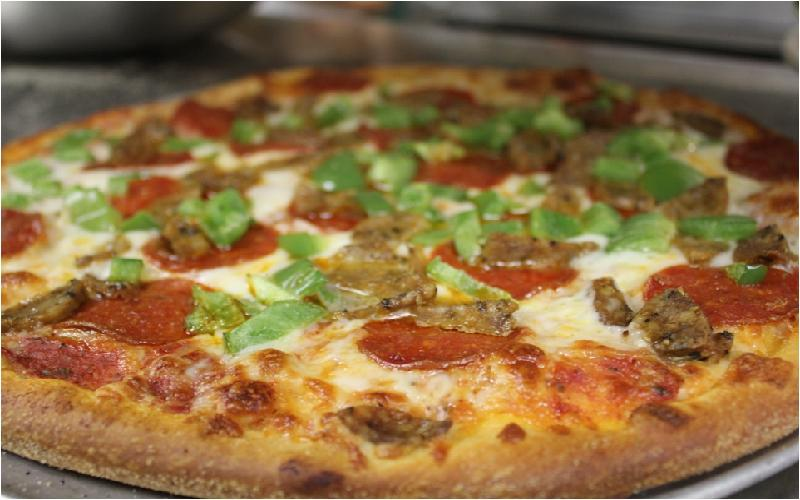 Where to eat Pizza food in Bedford: The Best Restaurants and Bars