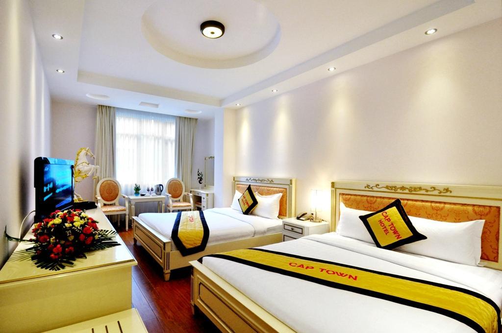 캠 타운 호텔