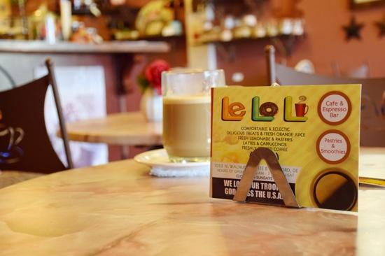 LeLoLi Cafe and Espresso Bar