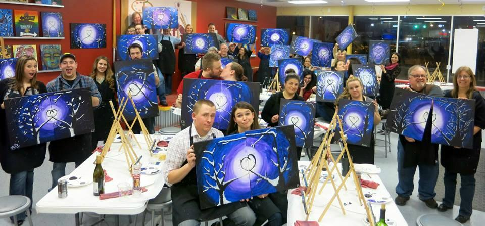Painting with a Twist Ann Arbor All You Need to Know Before