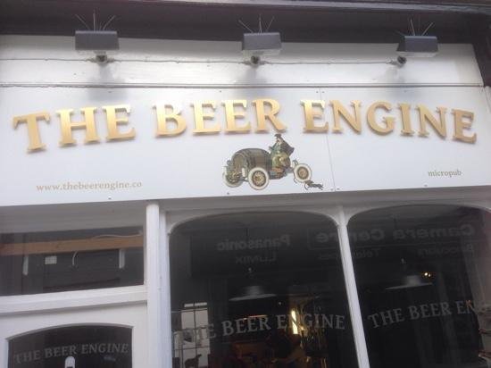 ‪The Beer Engine‬