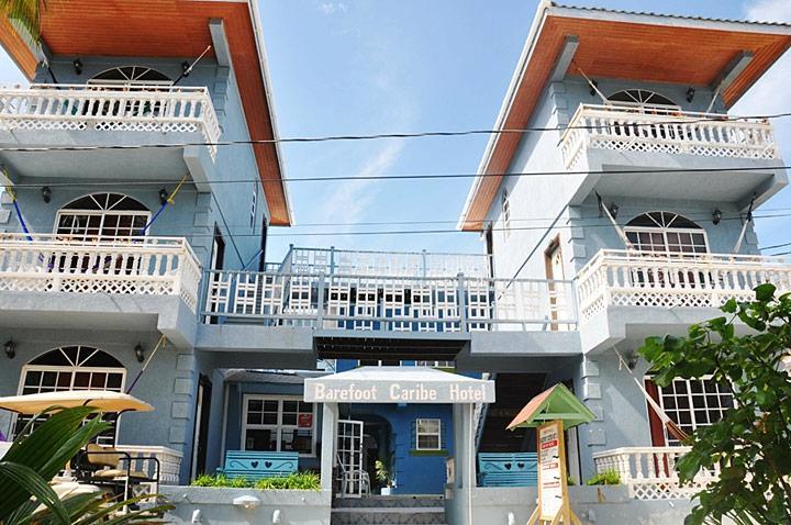 Barefoot Caribe Hotel