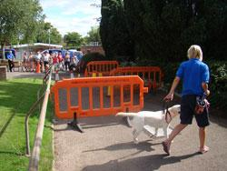 Guide Dogs Training School - Leamington