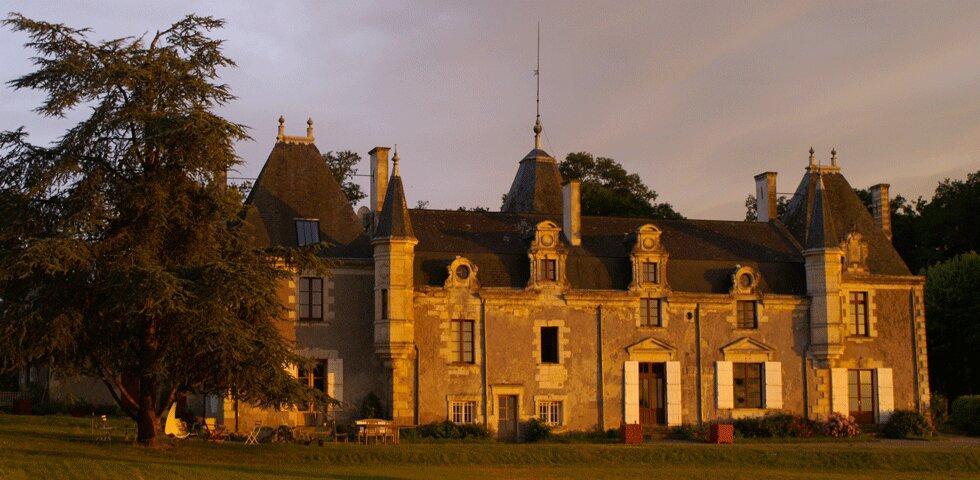 Chateau de La Giraudière