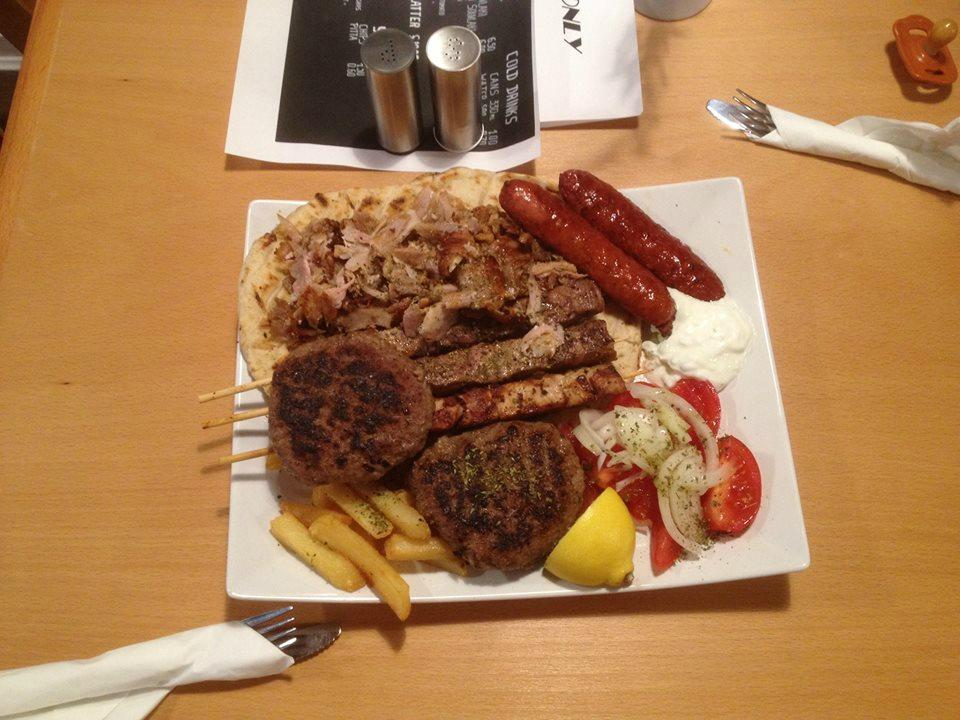 Image The Hellenic Eatery in South Wales