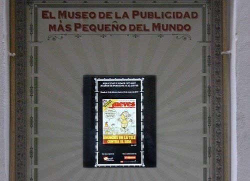 El Museo de la Publicidad Mas Pequeno Del Mundo