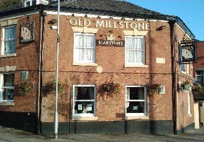 The Old Millstone