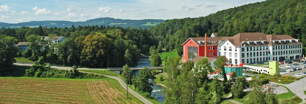 Seminarhotel riverside Zurich