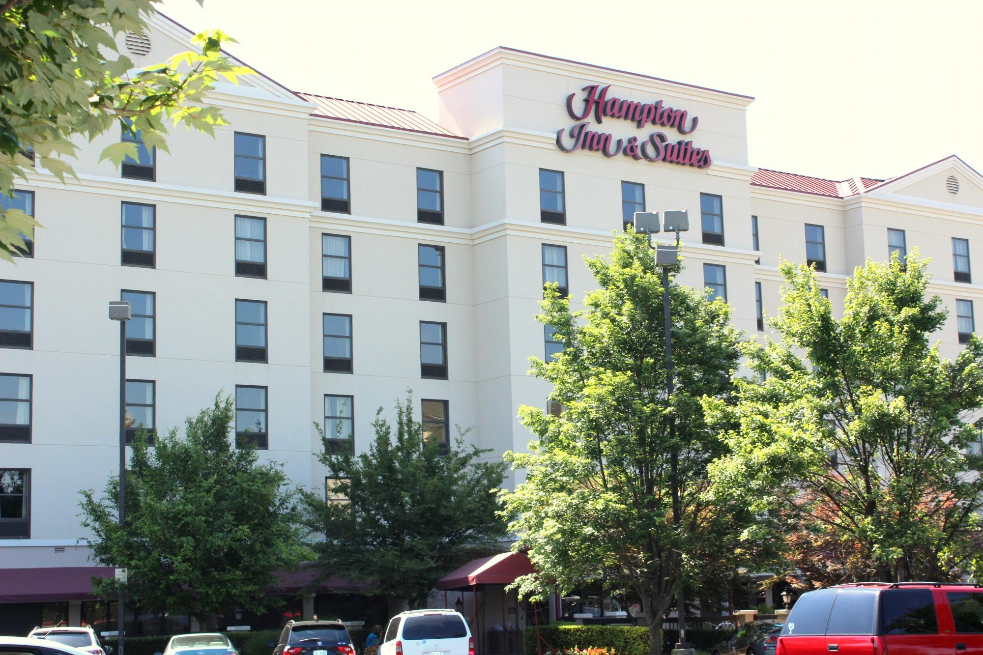 Hampton Inn Suites Concord Charlotte Nc 2017 Hotel