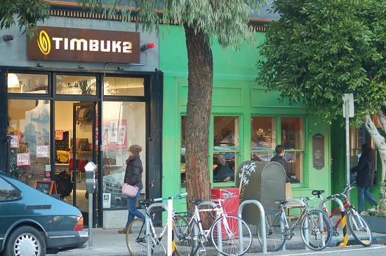Timbuk2 Store