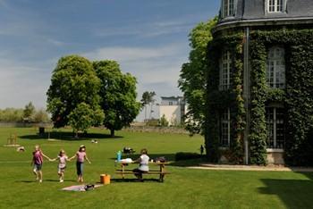 Parc de l'Abbaye de Bayser