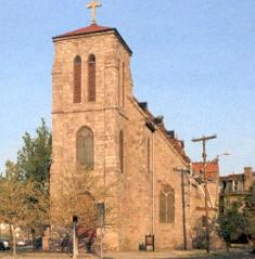‪Sacred Heart Church‬