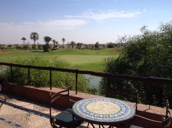 Concept Parcours Golf Maroc