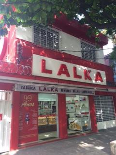 Bombons Lalka