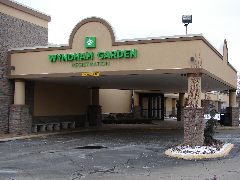 Wyndham Garden Ann Arbor