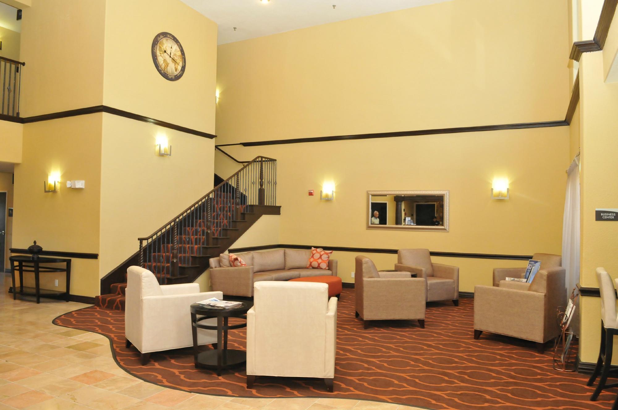 BEST WESTERN PLUS DFW Airport Suites