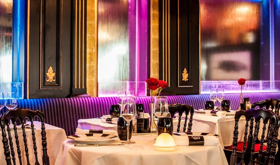 Très Le Grand Bistro 17eme, Paris - Batignolles-Monceau - Restaurant  PX18