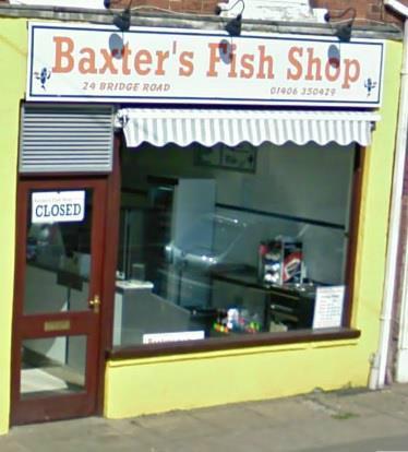 Baxters Fish Shop