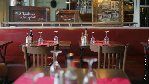 Les Tontons, Paris - 73 rue Brancion - Restaurant Reviews, Phone ...