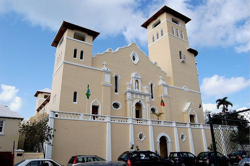 ‪St. Theresa's catholic Cathedral‬