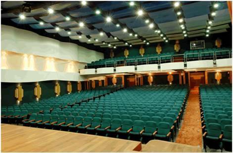 Teatro Jose Consuegra Higgins