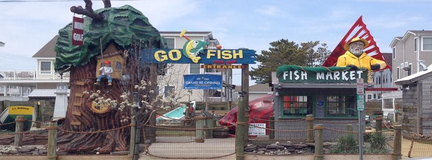 Go Fish Mini Golf