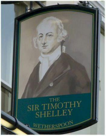 The Sir Timothy Shelley, J D Wetherspoon
