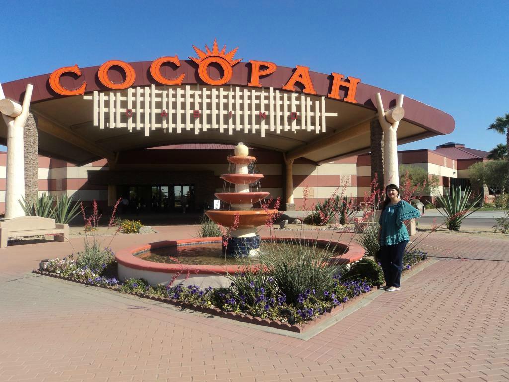 Cocopah casino bingo palace casino biloxi smoke free
