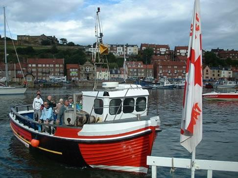 Whitby Fishing Trips