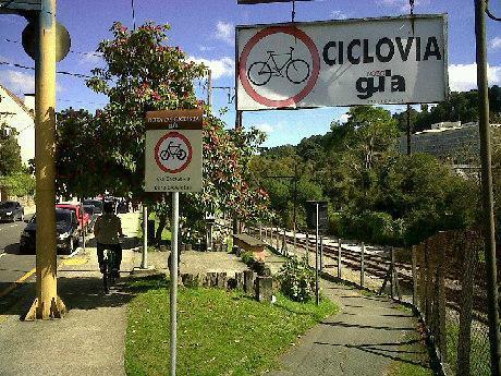 Ciclovia de Campos do Jordao