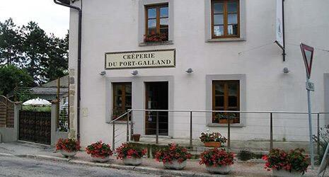 Creperie de Port-Galland