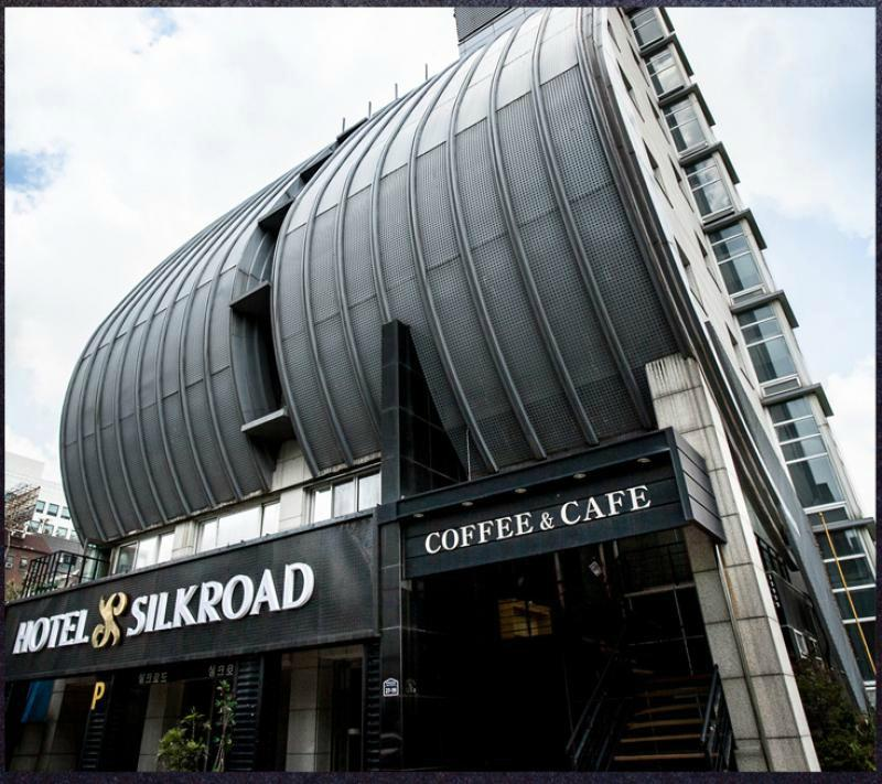 Silkroad Hotel