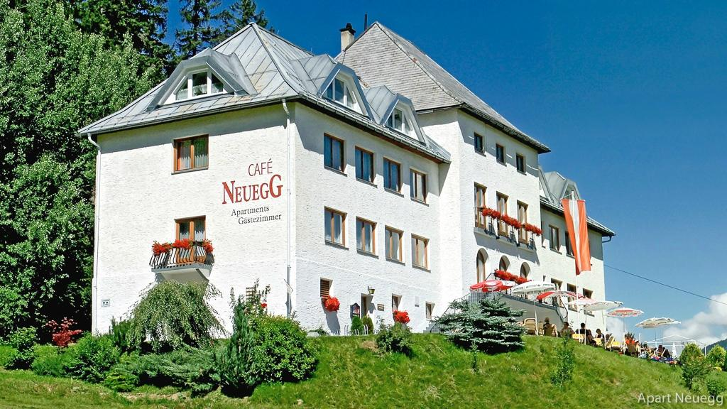 Apart-Pension Neuegg-Panoramacafe
